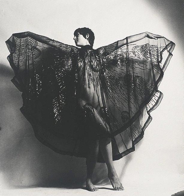 An image of Mog Smith, fashion designer, London