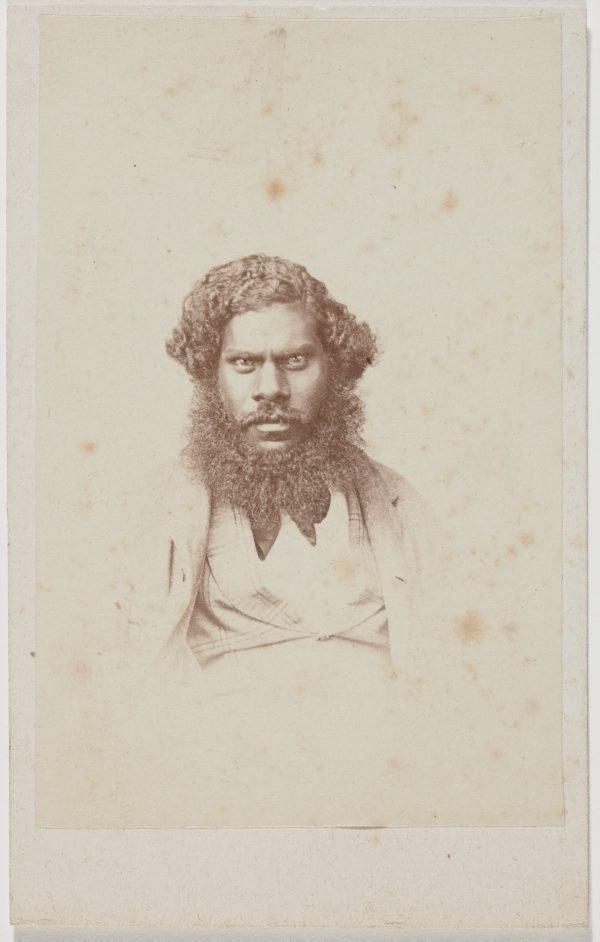 An image of James Wanganeen