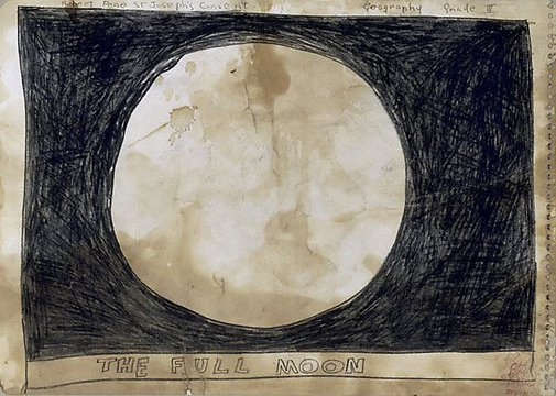 An image of Untitled (The Full Moon) by Robert MacPherson