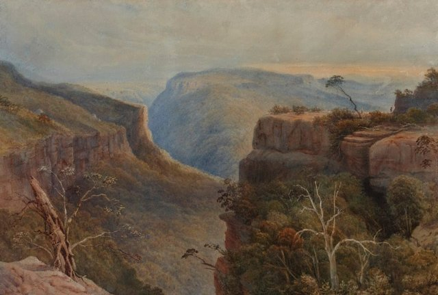 An image of Mount Victoria, New South Wales