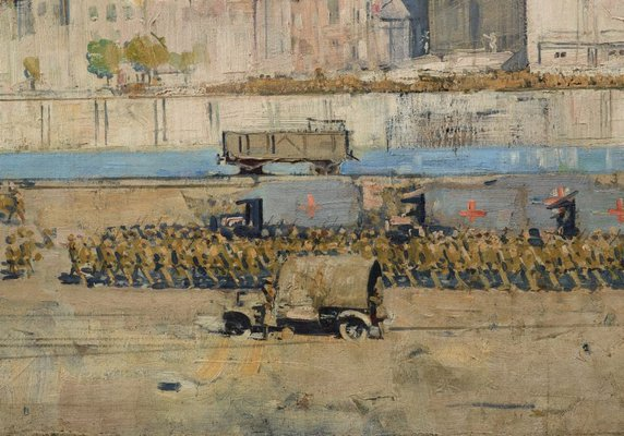 Alternate image of Boulogne by Arthur Streeton