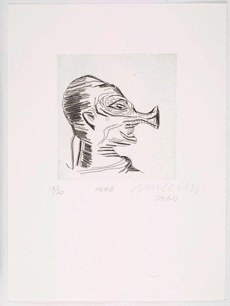 An image of Head by Adam Cullen