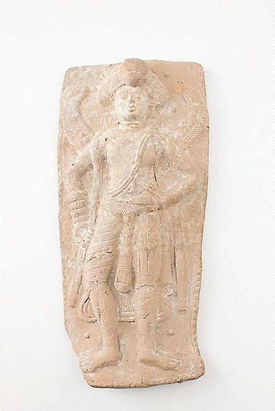 An image of A winged deity