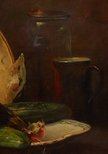 Alternate image of Still-life by E. Bocquet