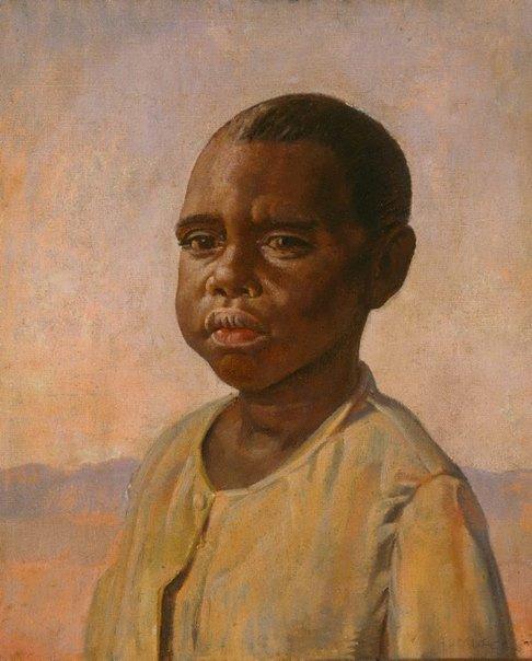 An image of Allen by Arthur Murch