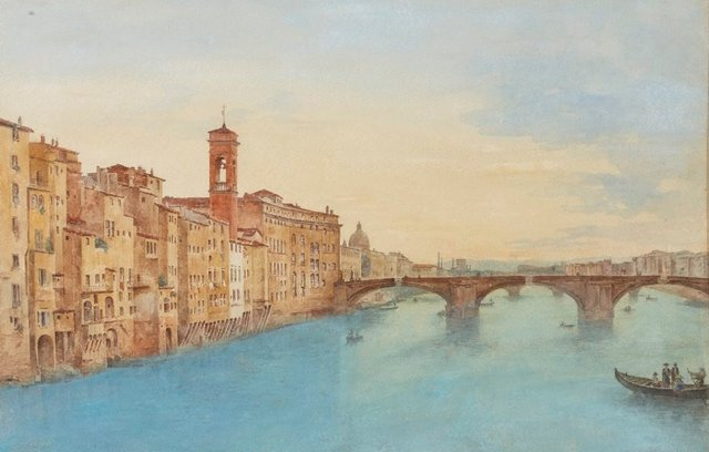 An image of Lung Arno, Florence