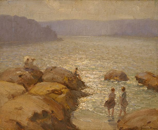An image of Morning, Middle Harbour