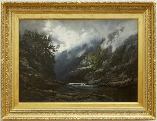 Alternate image of The Upper Nepean by WC Piguenit