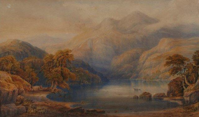 An image of Loch Katrine