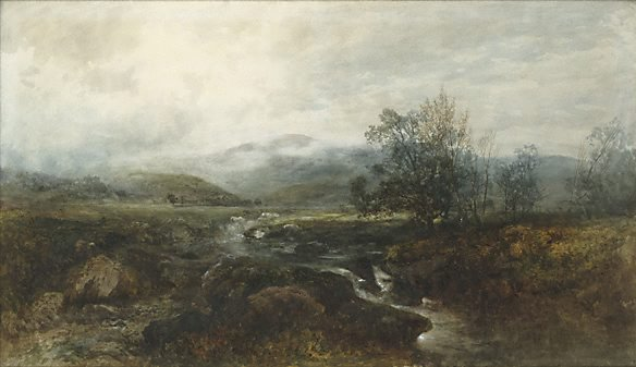An image of The Mountain Stream