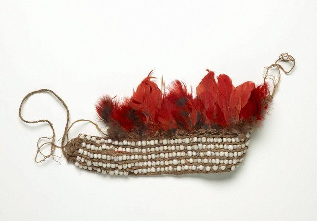 Forehead band, (collected 1972)