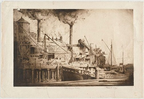 An image of Sugar mills by Herbert Rose