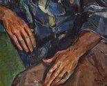 Alternate image of Portrait of Hal Missingham by Judy Cassab