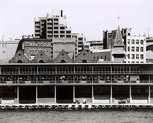 An image of Sydney Cove: The Rocks 1982