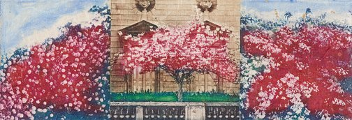 An image of Paris in spring by Susan Baran