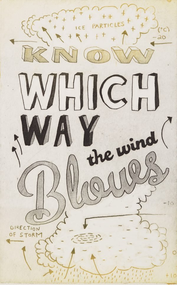 An image of Which way the wind blows