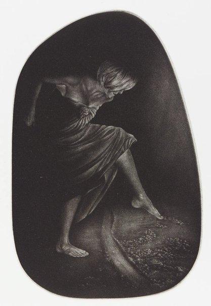 An image of Crossing midnight by Laine Groeneweg