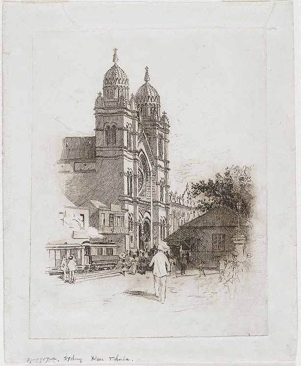 An image of The Synagogue