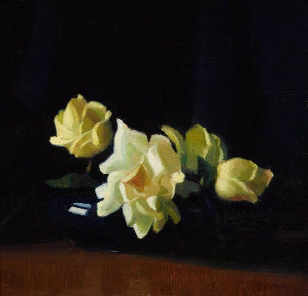 AGNSW collection Roy de Maistre Still life (circa 1922) 608