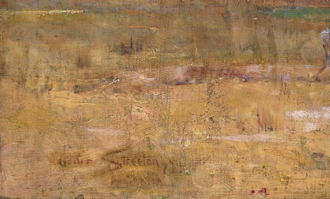 Alternate image of The Gloucester Buckets (also known as Landscape: the AA Co's million acres) by Arthur Streeton