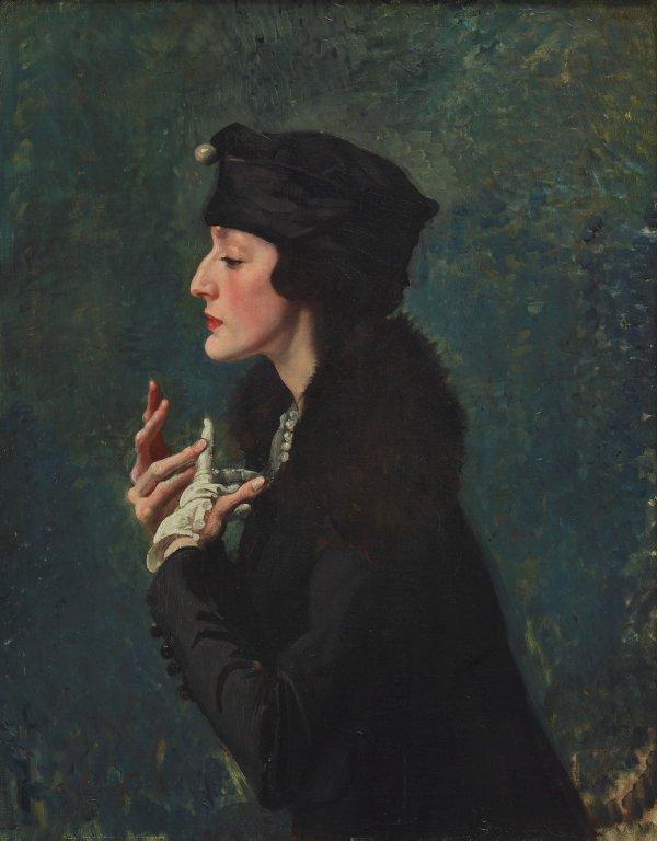 An image of Miss Helen Beauclerk