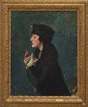 Alternate image of Miss Helen Beauclerk by George W Lambert