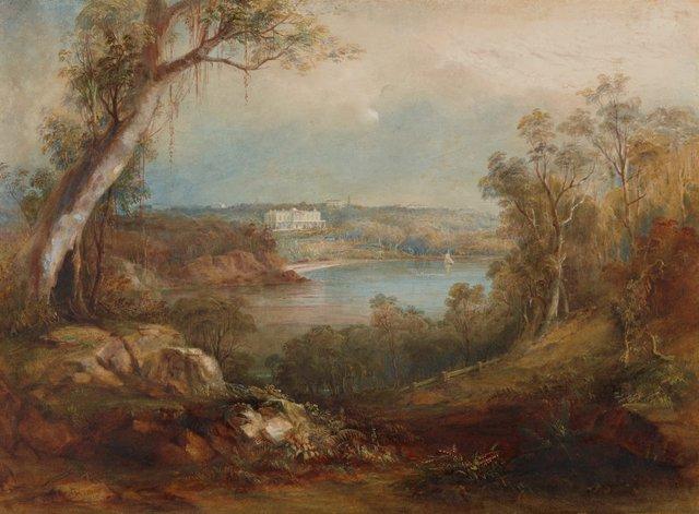 An image of Elizabeth Bay