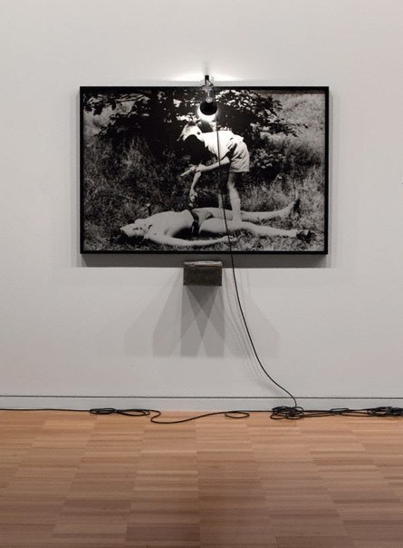 An image of Children playing by Christian Boltanski