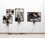 Alternate image of Children playing by Christian Boltanski