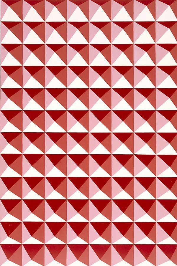 An image of Cubist op art special