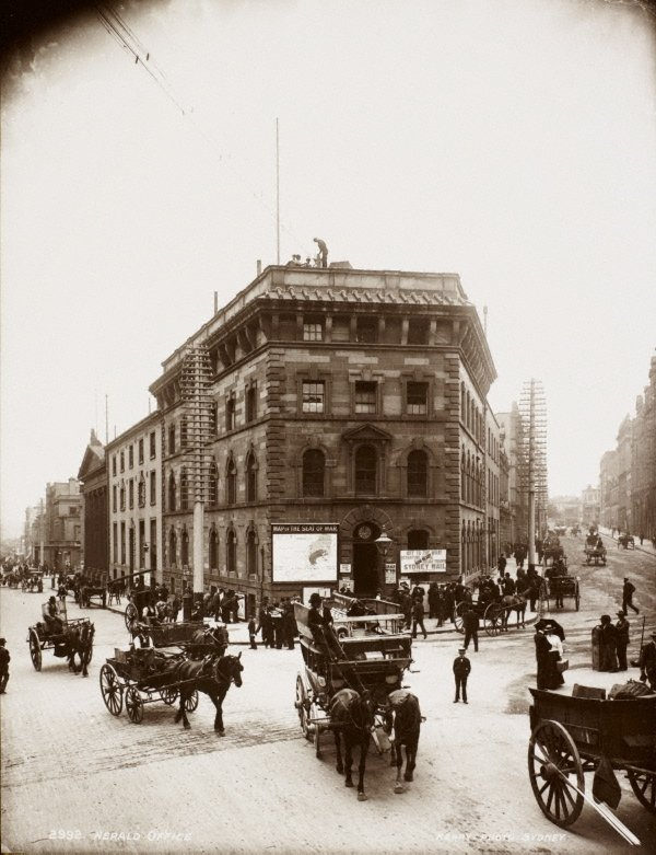 An image of Herald Office