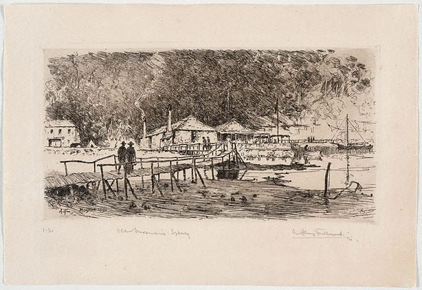 An image of Old Mosman's, Sydney