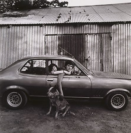 An image of Young couple with Torana by Robert Billington