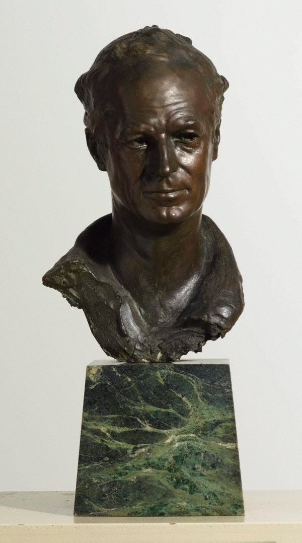 An image of Hugh McCrae