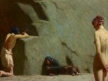 Alternate image of The Temptation of St Anthony by John Charles Dollman