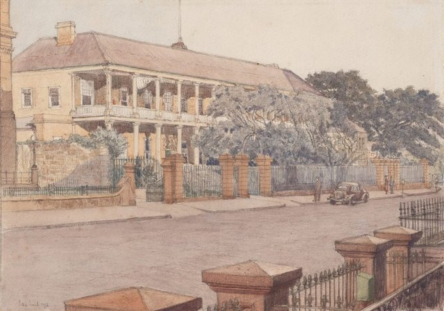 An image of Old mint, Macquarie St