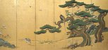 Alternate image of Pine, bamboo and plum blossom by Kanô Einô