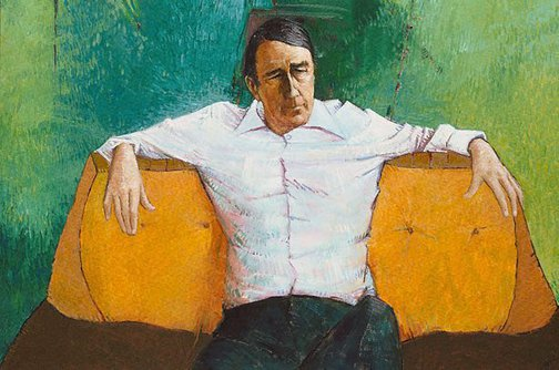 An image of Portrait of Neville Wran by Clifton Pugh
