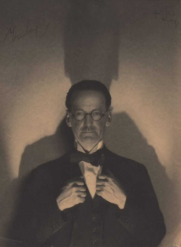An image of Untitled (Greetings, self portrait of Spencer Shier)