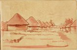 An image of Sketchbook, New Guinea by Nora Heysen