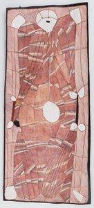 Buluwana, (2002) by John Mawurndjul
