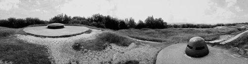 An image of Fort de Douaumont (Verdun) by John F Williams