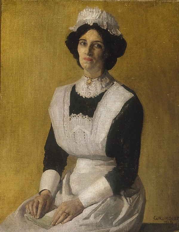 An image of The maid