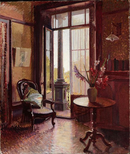 An image of A Macquarie Street interior by Douglas Dundas