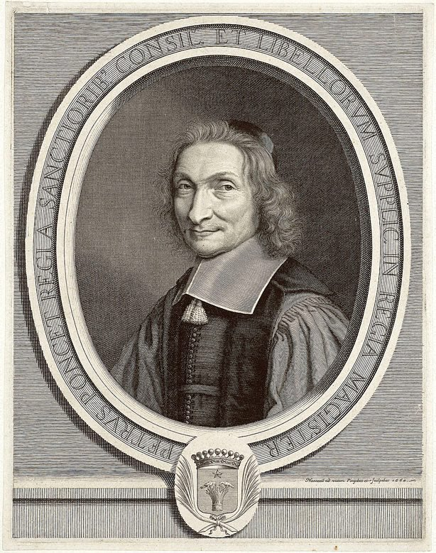 An image of Pierre Poncet