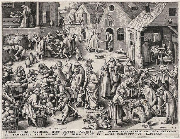 An image of Caritas