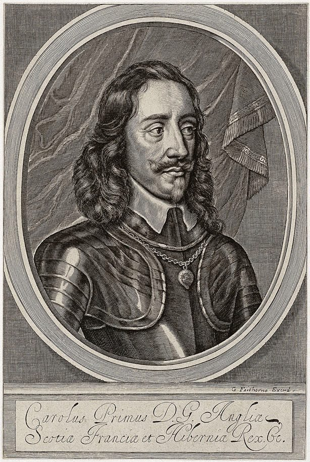 An image of Charles I