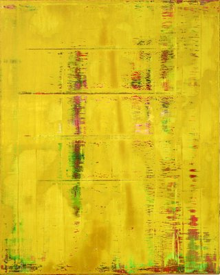AGNSW collection Gerhard Richter Abstract painting (812) 1994