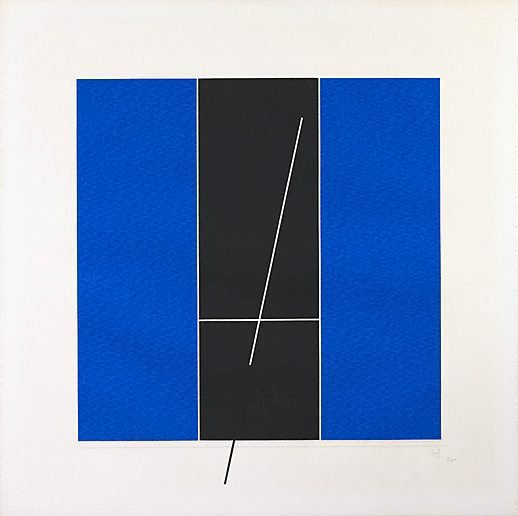 An image of (Blue, black)