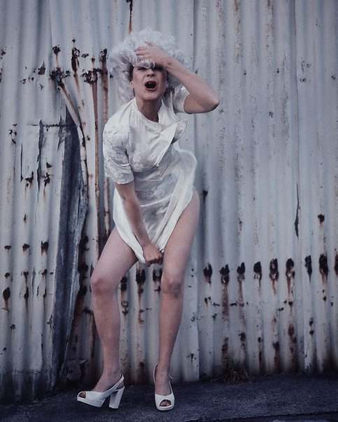 An image of 'Dolly' fashion, Sydney by Lewis Morley